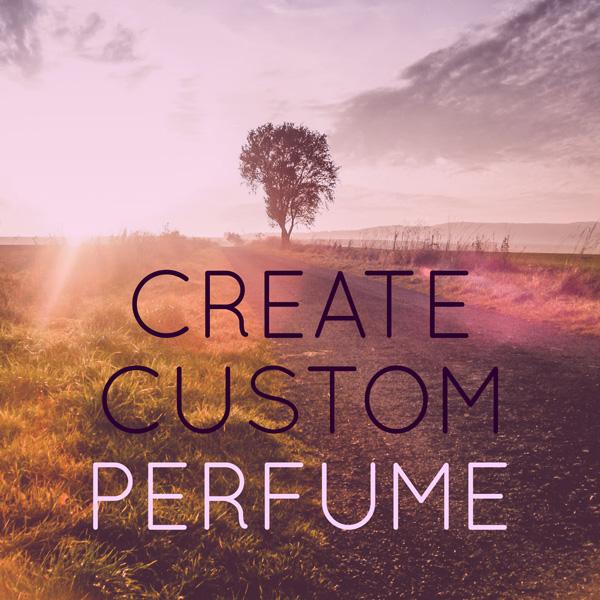 how to create perfume at home